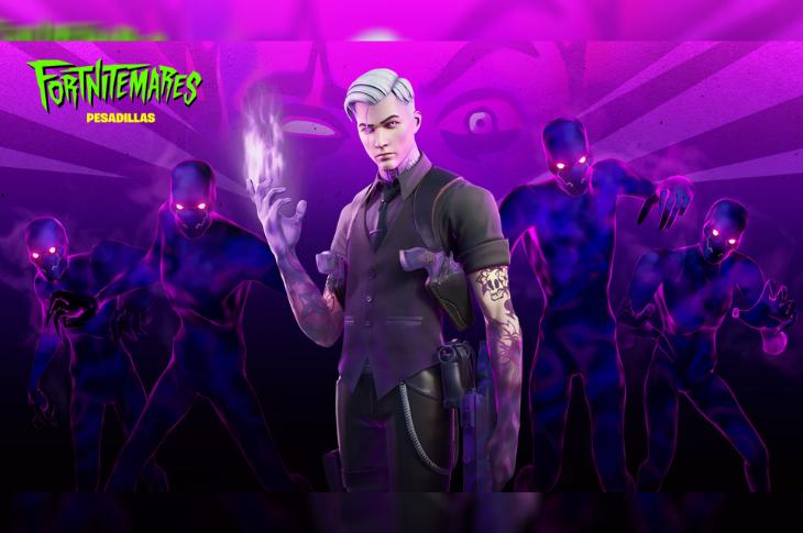 Fortnitemares 2020 skins, desafíos y regalos del evento de Halloween de Fortnite
