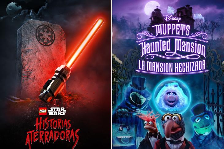 Disney Plus México estrenos para octubre de 2021