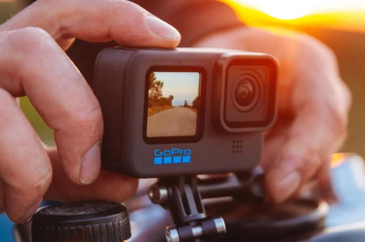 GoPro HERO 10 Black: precio en México de la cámara deportiva más novedosa