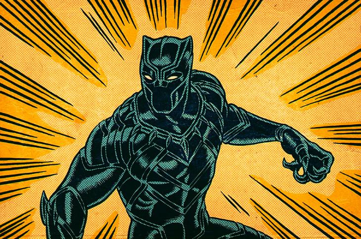 Cómics gratis de Black Panther en homenaje a Chadwick Boseman