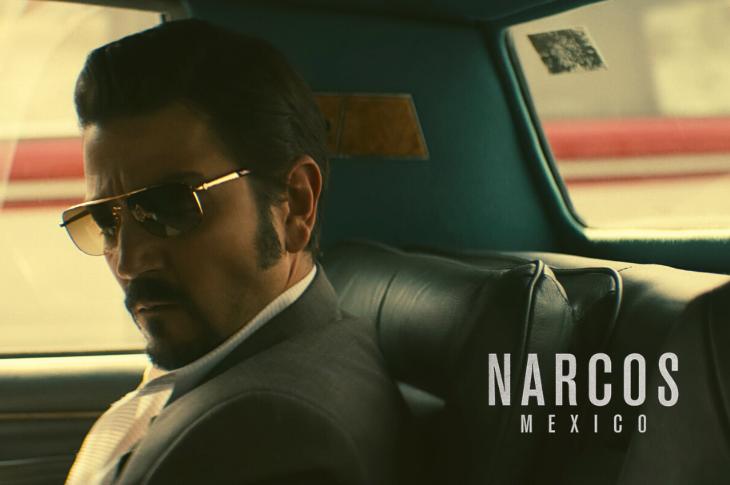 Narcos México, Temporada 2 en Netflix galería del elenco