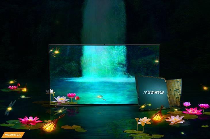 Primer televisor WiFi 6 8K del mundo por MediaTek y Samsung
