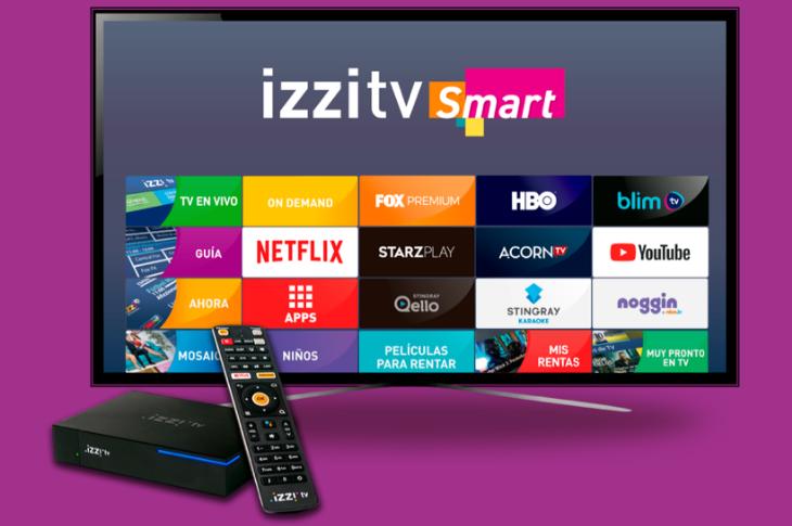 izzitv smart paquetes de izzi con los nuevos decodificadores Android TV