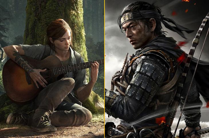 The Last of Us II y Ghost of Tsushima confirman fechas de lanzamiento