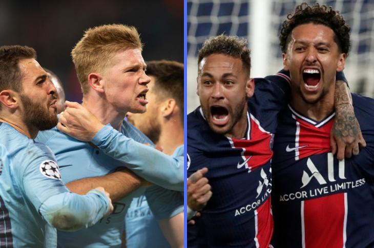 Partidos de la Champions 2020-21 canales y horarios de las semifinales de vuelta