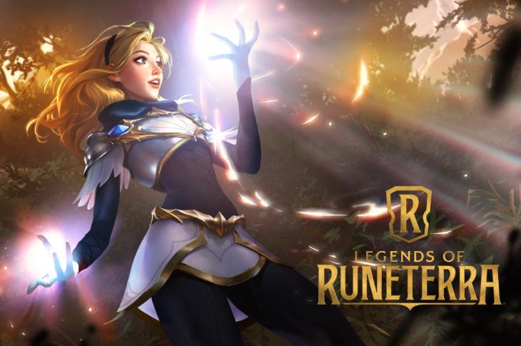Legends of Runeterra se estrena en PC y dispositivos móviles