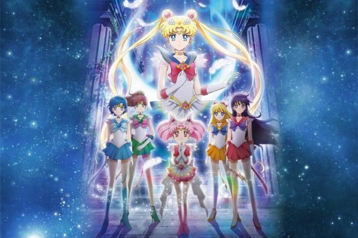 Pretty Guardian Sailor Moon Eternal La película Sinopsis, tráiler y galería de personajes