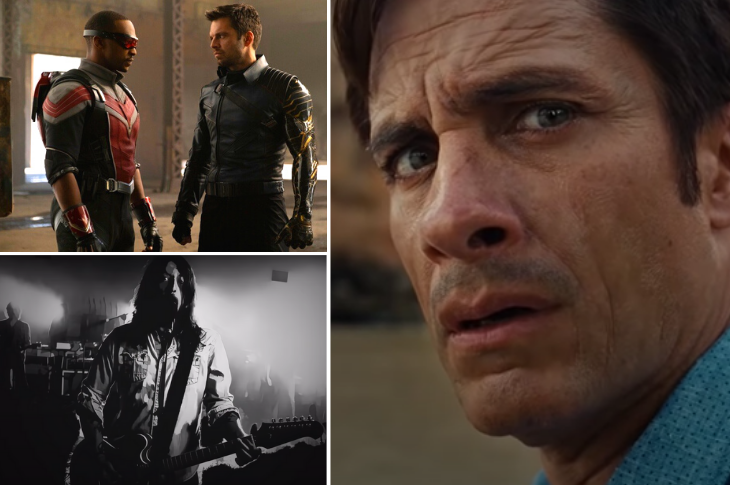 Los mejores videos: Old, Foo Fighters, The Falcon and The Winter Soldier y más