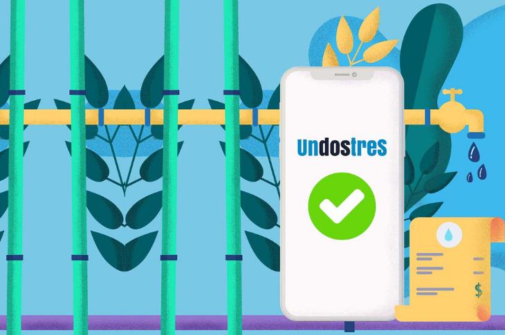 UnDosTres app para pagar tus servicios de forma fácil, rápida y segura