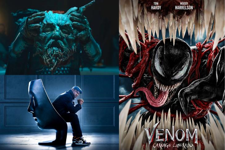 Mejores videos Venom 2, The Offspring, Lupin y más