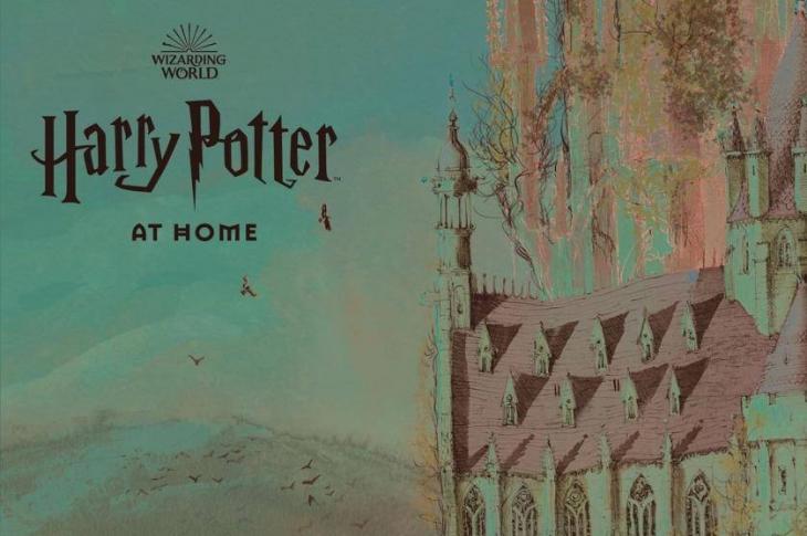 Harry Potter at Home actividades para niños y niñas esta cuarentena