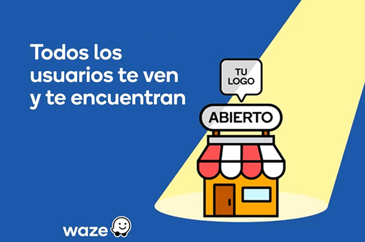 Buen Fin 2020 en Waze onmicanalidad y Pick and Collect