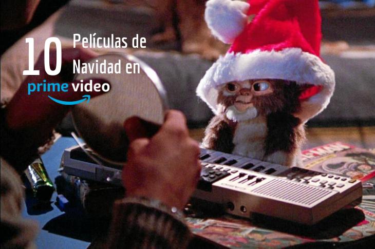 Top 10 Películas de Navidad en Amazon Prime Video