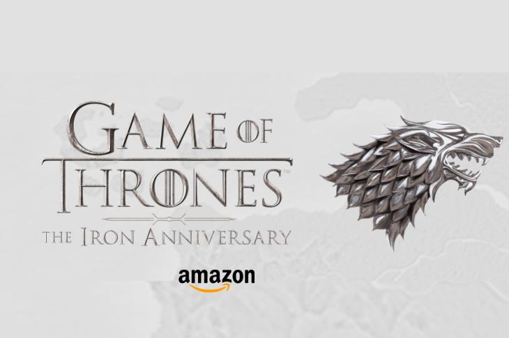 La tienda oficial de Game Of Thrones llega a Amazon México