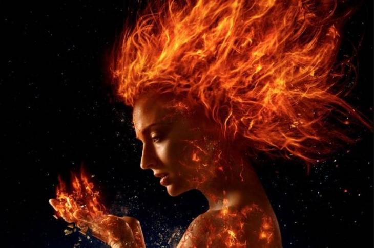 Nuestro primer vistazo a Dark Phoenix