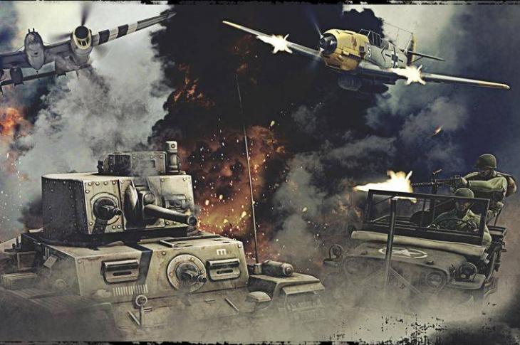 8 Juegos Gratis De Guerra En Tu Pc