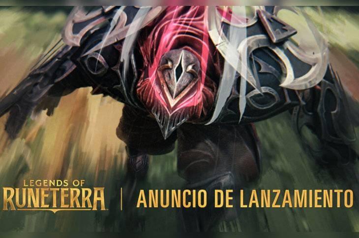 Legends of Runeterra de Riot Games ya tiene fecha de lanzamiento
