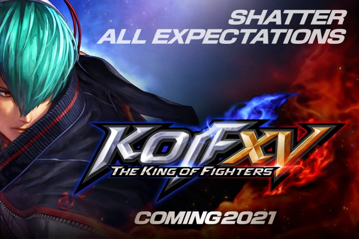 SNK revela nuevos personajes de King Of Fighters XV