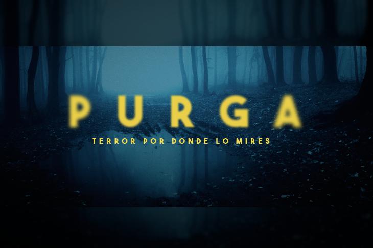 PURGA.TV películas de terror en línea con suscripción mensual