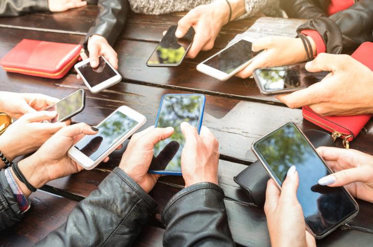 Mercado de Smartphones en México 2021