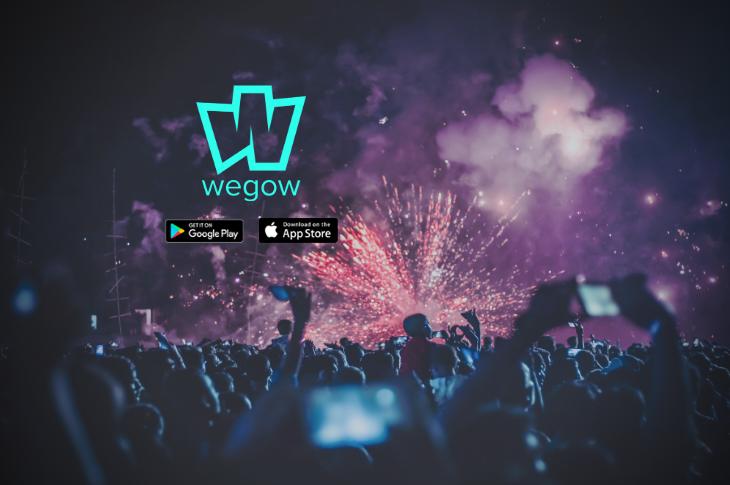 Wegow: descubre conciertos, socializa y obtén boletos (Infografía)