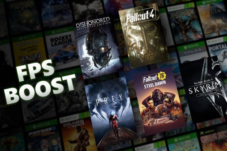 Cinco juegos de Bethesda en Xbox ahora con FPS Boost