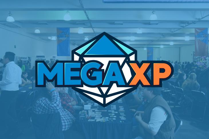 MEGA XP 2021 La convención de juegos de mesa más grande de México