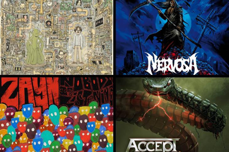 Los mejores discos musicales de enero 2021
