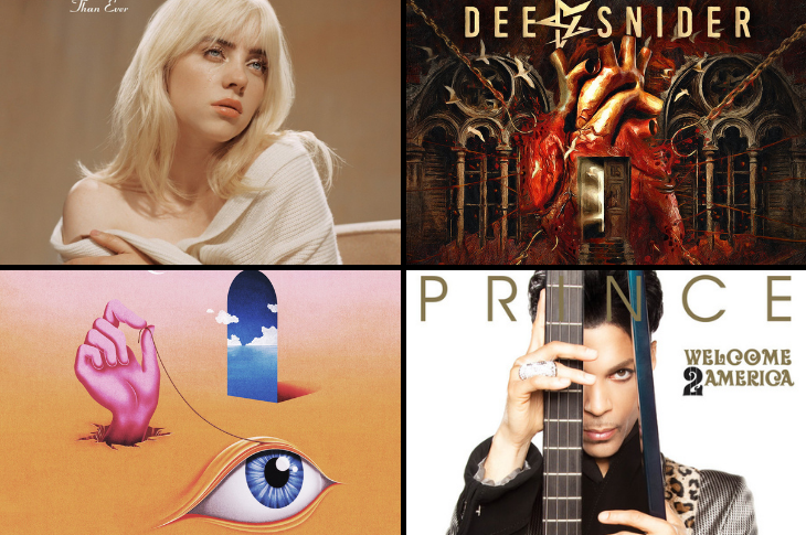 Los mejores discos musicales de julio 2021