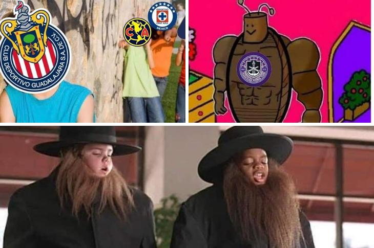 Los mejores memes Oaxaca, Champions, Malcolm y más