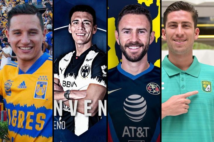 Liga MX Futbol de estufa para el Torneo Apertura 2021