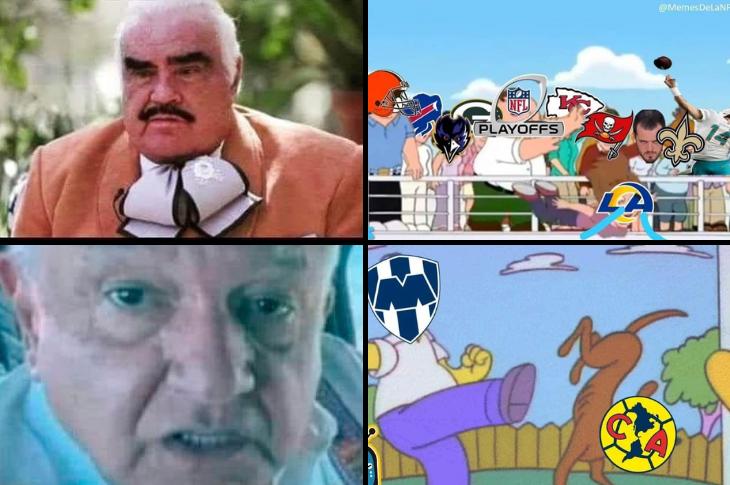 Los mejores memes de la Liga MX, Playoffs de NFL y el PRI robó más