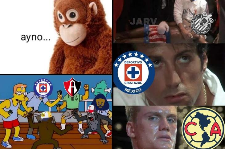 Memes del América vs Chivas, Ayno y más