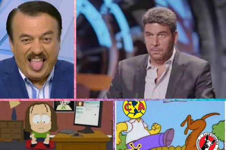 Los mejores memes Liga MX, Shark Tank, Héctor Huerta y más