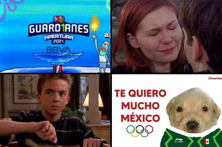 Memes de Malcolm, el regreso de la Liga MX y más