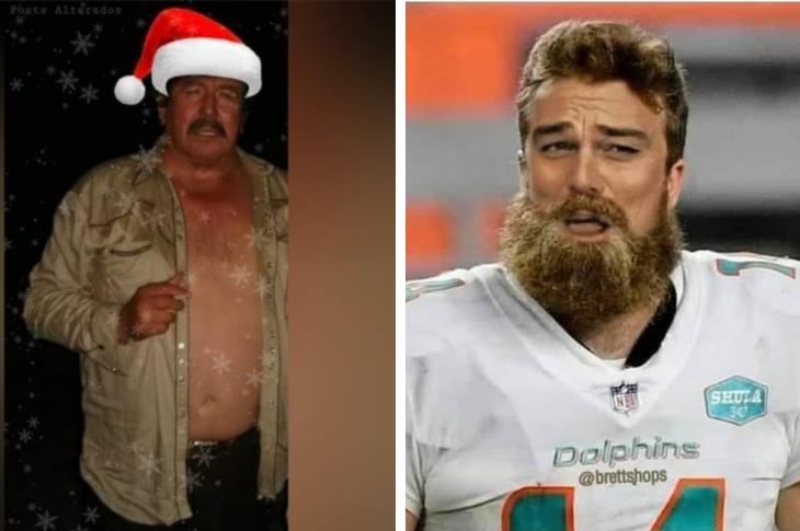 Los mejores memes navideños, la NFL y Tigres campeón