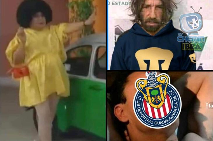 Memes de las nenis, Liga MX y más