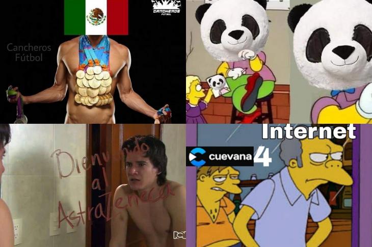 Memes de Cuevana, Vacuna en CDMX y Juegos Olímpicos
