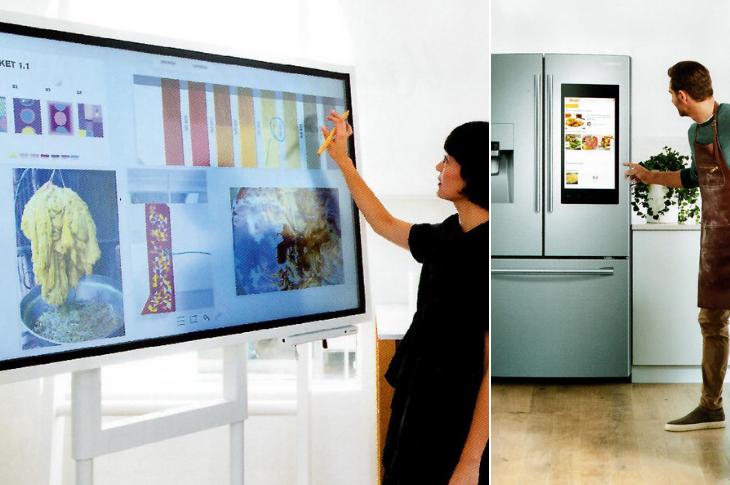 Samsung presenta su concepto Smart Living aprovechando el Internet of Things