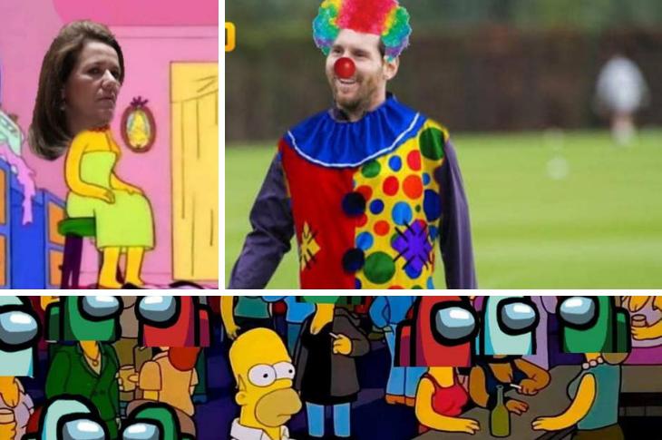 Los mejores memes Messi se queda, Among Us, batean a Calderón y más