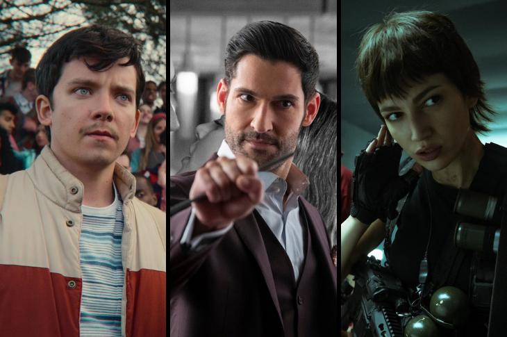 Series de Netflix México estrenos para septiembre de 2021