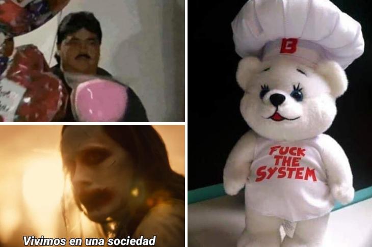 Memes del osito Bimbo, 14 de febrero, Joker y más