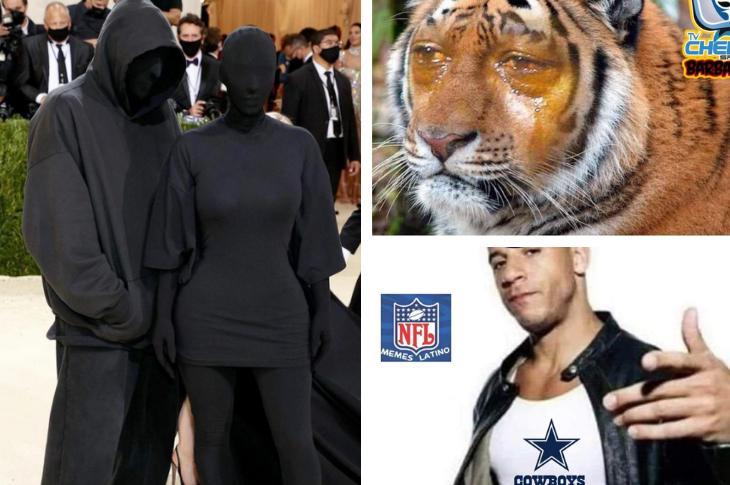 Memes de la MET Gala, el mes patrio, Liga MX, NFL y más