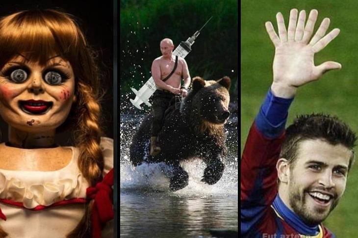 Los mejores memes: Vacuna rusa, Annabelle, Barca, Liga MX y más