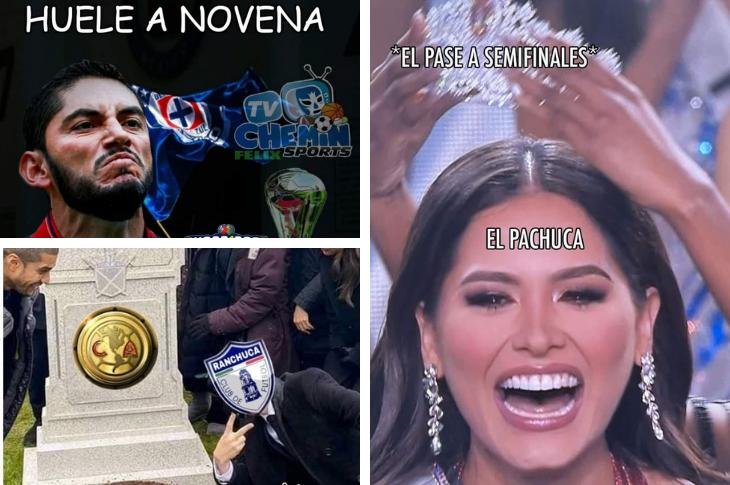 Memes de los Cuartos de Final de Liga MX y JLo con Ben Affleck