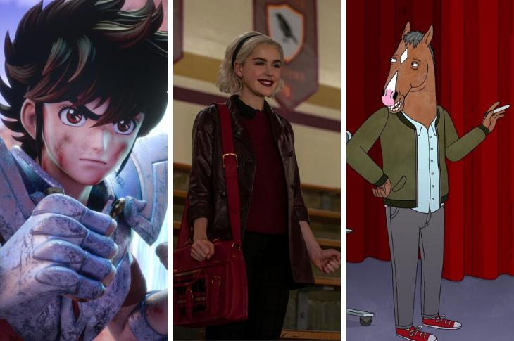 Estrenos Netflix México series que llegan en enero 2020