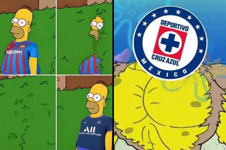 Memes de la Liga MX, Jornada 4 y de Messi con el PSG