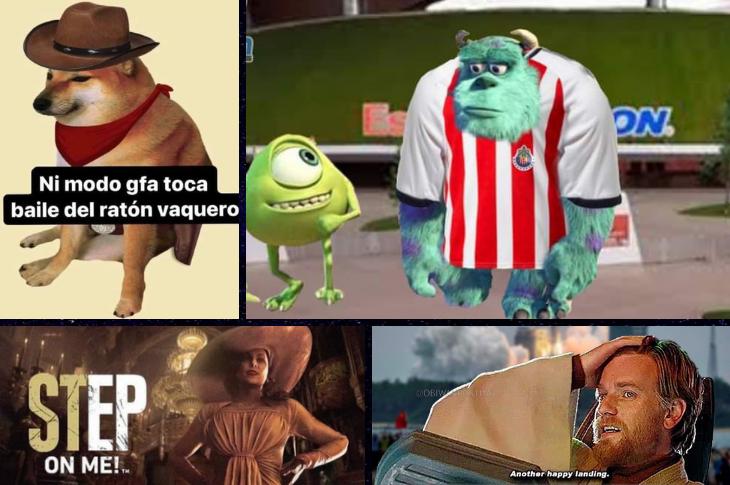 Memes del Repechaje de Liga MX, 10 de mayo, Resident Evil Village y el cohete chino