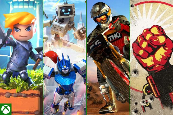 Juegos gratis de Xbox en Games with Gold para agosto de 2020