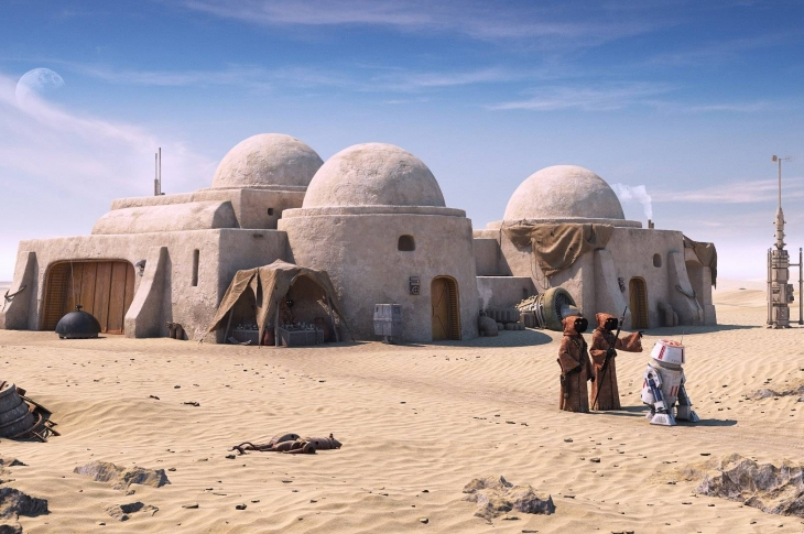 Quiz de Star Wars: ¿Cómo se llaman estos planetas?
